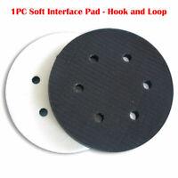 Disque Ponçage Protecteur en Mousse Souple à 6 Trous, 6 '' Avec Interface Souple
