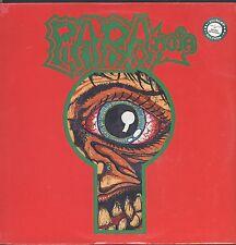 RARE PARANOIA LP THE MANY FACES OF ORIGINAL STILL SEALED NEW METAL HARDCORE