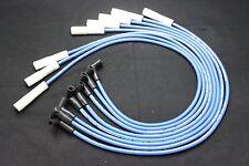 MAXX 549CB 8.5mm Ceramic Boot Spark Plug Wires Ford 351C 351M 400 429 460 V8 HEI