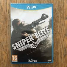 Sniper Elite V2 - Nintendo - Wii U - Brand New & Sealed