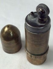 Cigarette Lighter Kölly Brass Trench WWI (I214)