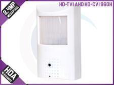 2.2Mp 4-in-1 Covert Motion Detector Hidden Camera 4-in-1 Ahd Tvi 960H Flc / Blc
