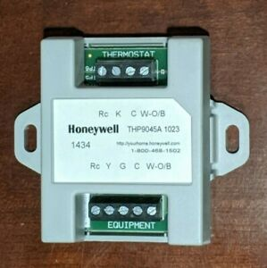 Honeywell THP9045A 1023 C-Wire Adapter