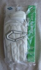 Cutters C-Tack The Gamer 3.0 Pro Football Padded Gloves White Size Xlarge