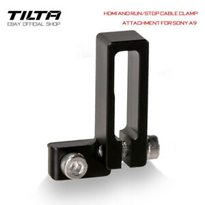 Tilta HDMI-Run/Stop Cable Clamp Attachment Kabelklemme für Sony a9 Camera Cage