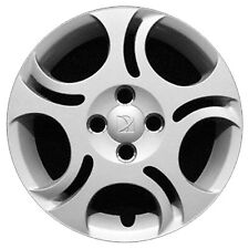 06021 Refinished Saturn Ion 2003-2005 15in Hubcap, Cover Fits Coupe/Sedan Models