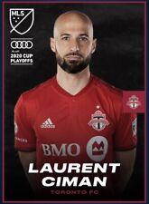 [DIGITAL CARD] Topps Kick - Laurent Ciman - MLS 2020 Playoffs - Team Color