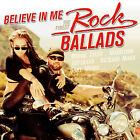 CD Believe En Me The Finest Rock Ballads d'Artistes divers