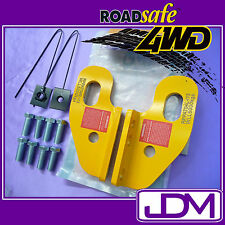 FITS TOYOTA LANDCRUISER 80/100/105 SERIES - PAIR OF ROADSAFE 4WD TOW POINTS