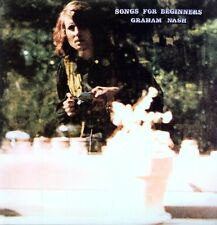 Graham Nash SONGS FOR BEGINNERS Solo Debut 180g RHINO RECORDS New Vinyl LP