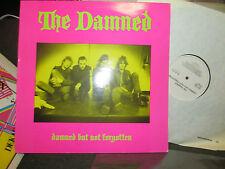 DAMNED But Not Forgotten LP NM UK Original 1985 Dojo Records rare punk goth WOW!