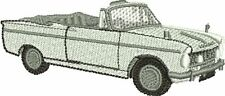 Hillman Super Minx Convertible Embroidered & Personalised T Shirt