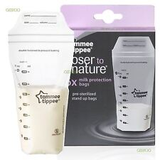 Tommee Tippee Breast Milk Storage Bags 36-count