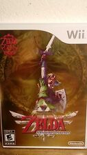 Used Wii The Legend of Zelda: Skyward Sword (From Spain to America)