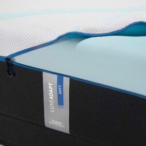 TEMPUR-PEDIC TEMPUR-LuxeAdapt Mattresses Topper Replacement Top Cover SOFT KING