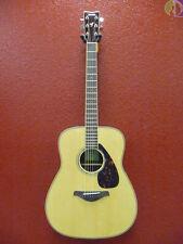 Yamaha FG830 Dreadnought Acoustic Guitar, Natural, Free Shipping Lower USA