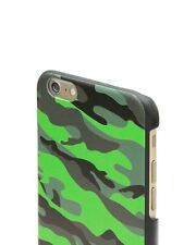 Apple iPhone 6 & 6S Rugged Military Camo Genuine Switcheasy Cover Green