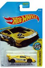 2017 Hot Wheels #107 HW Speed Graphics Lamborghini Huracan LP 620-2 Super Trofeo