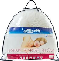 BRAND NEW Easyrest Cloud Support V-Pillow | Washable Hypoallergenic