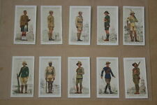Military/War 1918 - 1939 Collectable Cigarette Cards