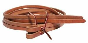 Professionals Choice Extra Heavy Harness Leather Reins
