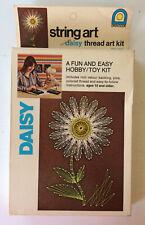 Vintage String Art Kit Daisy Nib