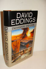 Enchanter's End Game by David Eddings 1st/Thus 1992 UK Bantam Hardcover