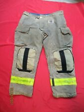Mfg 2013 Morning Pride 40 X 31 Fire Fighter Turnout Pants Bunker Gear Rescue Tow