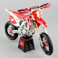 1 12 HONDA HRC OWATROL CRF450R SUPERMOTO CHAMP MODEL Luc1 motorsport Dirt toy