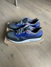 NIKE AIR MAX 1 LONDON QS HYPERFUSE RARE UK 10 EUR 45 US 11 Brand New With Box