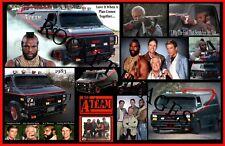 A-Team Famous Gmc 1983 Van! Custom Poster 11x17! Buy 2 Posters Get 3rd Free!