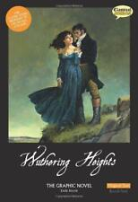 Wuthering Heights EL GRÁFICO Novedosa ORIGINAL text (Classical Comics) Emily BR
