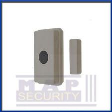 DAKOTA UT 2500 PUSH BUTTON DOOR BELL / DOOR CONTACT 800M TRANSMISSION RANGE!
