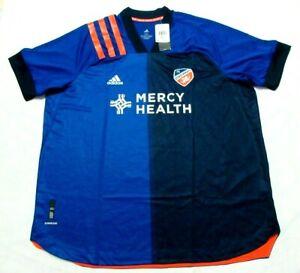 ADIDAS 2020 FC Cincinnati NWT 3XL MLS jersey