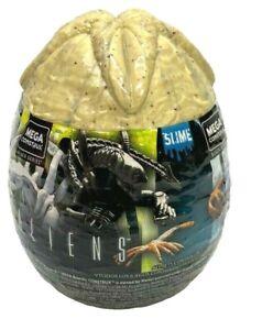 Mega Construx Aliens Slime Xenomorph Egg Black Series