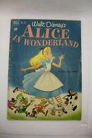 Walt Disney Comic- Alice In Wonderland No. 331-1951