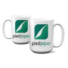 Silicon Valley Pied Piper New Logo Ceramic 15oz Mug