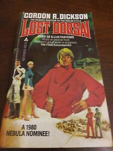 Lost Dorsai by Gordon R. Dickson (Childe Cycle #6)