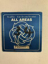 Traffic 1994 Far From Home Tour Backstage Pass - Promotional - Rare Original