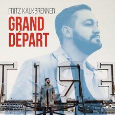 FRITZ KALKBRENNER - GRAND DEPART   CD NEU