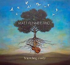 Matt Flinner Trio - Traveling Roots [CD]