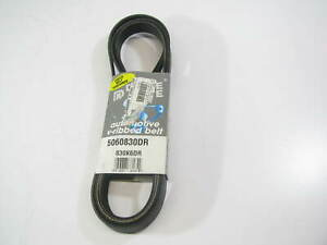 "Drive-rite 5060830DR Serpentine Belt - 0.84"" X 83.00"" - 6 Ribs"