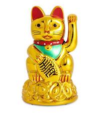 11 Cm Glückskatze Winkekatze Maneki Neko Fortune Cat