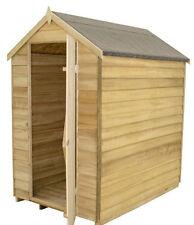 Garden Sheds 6x4 wooden 6x4' size garden sheds | ebay