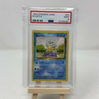 1999 Pokemon Game SQUIRTLE #63 Base Set Unlimited PSA 9 (MINT) WOTC