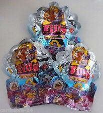 3x Booster Tüten Filly Mermaid Glitter Edition 2014 Meerjungfrau OVP Brandneu