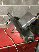 BIZERBA Electric Stainless Steel Slicer Cutter  Meat Butchers Bacon Cooked Deli