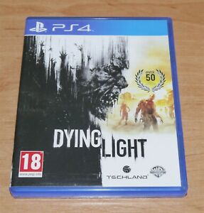 Dying light Game for Sony PS4 Playstation 4