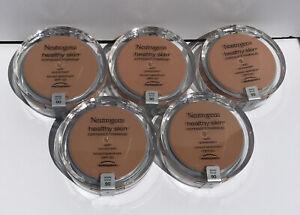 5X Neutrogena Compact Makeup Warm Beige 90 Skin Sunscreen SPF 55 Exp 8/2018