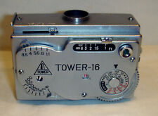 Tower 16 camera subminiature Mamiya-16